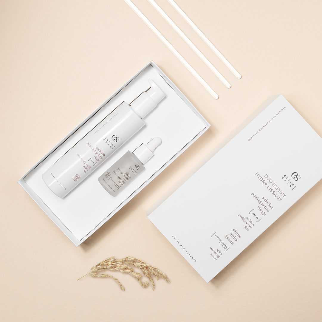 Coffret duo experts hydra lissant