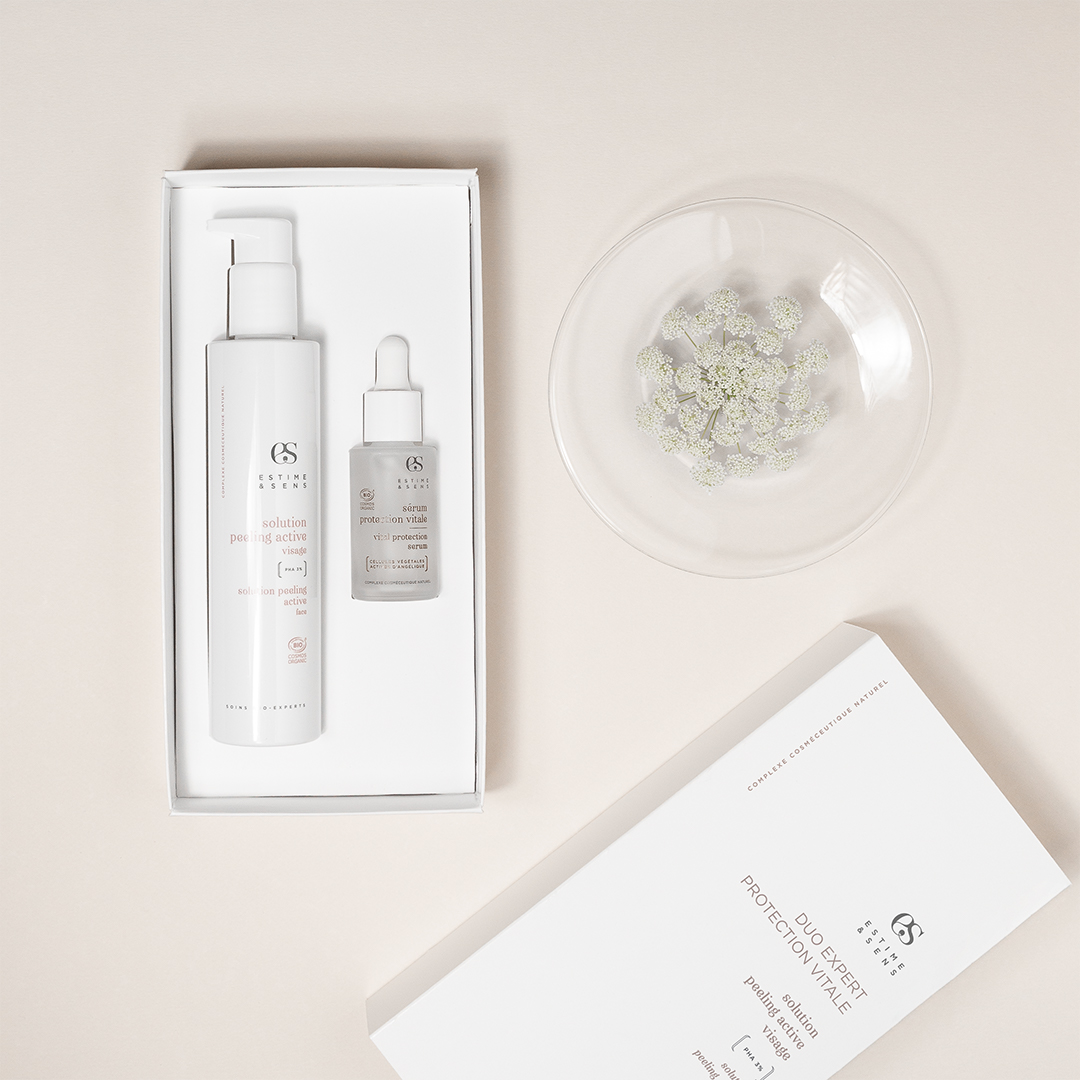 Coffret duo experts protection vitale