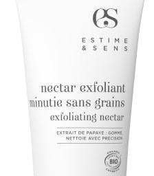 Estime et Sens protocoles cabines exclusifs nectar exfoliant