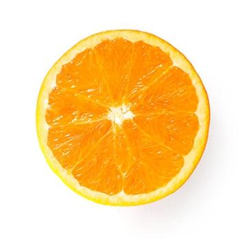 Principe actif orange