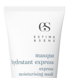Estime et Sens packaging masque hydratant express bio