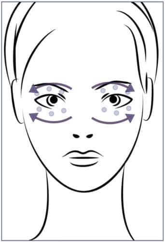 Estime et Sens leçon de beauté n°12 : gestuelle visage yeux